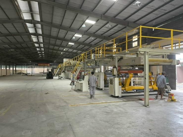 Nhà máy sản xuất thùng Carton tại Đồng Nai