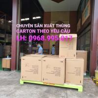 Bán thùng Carton tại Đồng Nai